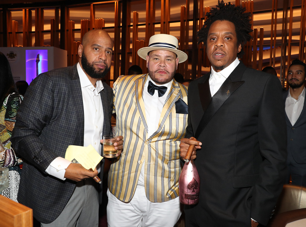Juan Perez, Fat Joe, Jay-Z